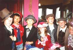 懐かしのサマースクール(1990年カリフォルニア州ニューポートビーチにて)