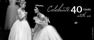 ロイヤルウィニペグバレエスクール創立40周年