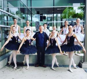 フレーザーバレーアカデミーオブダンス